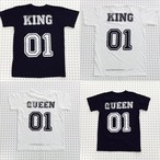 Spec × EVENFLOW ナンバリングTEE(KING / QUEEN)