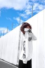 DJ後藤まりこ 長袖Tシャツ