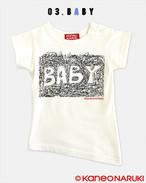 LOGO Tシャツ BABY