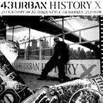 【USED】43URBAN / HISTORY X
