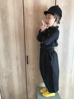 コットンパンツ☆黒