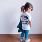 【予約:5月中旬発送】★Kids★ LIFE IS GOOD Tee - White