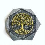 62.~図形の内なるエネルギー~ 【Power of earth Hokkaido】北海道 大地の力 Hexagonオルゴナイト