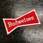 70's Budweiser BEER ワッペン ビンテージ バドワイザー ビール販促
