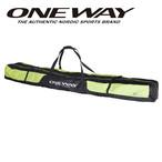 ONE WAY パーツ&アクセサリー スキーバッグ プロ 8ペア用 クロスカントリー 210cm対応 ow90088