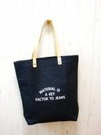 Japan Blue Jeans Denim Tote Bag/J52190R02 (ジャパンブルージーンズ デニムトートバッグ/リジッドデニム)