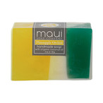 ハンドメイドソープ パイナップルオーキド Maui Soap Company