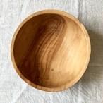 オリーブの木の器 A