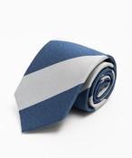 Franco Spada(フランコスパダ)ボールドストライプ:ネイビー×ホワイト