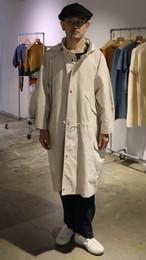 ASEEDONCLOUD/アシードンクラウド Peasant Poncho /ペザントポンチョ Peasant cloth #201104