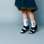 nunuforme ソックス(NV)(Red)(WH) 16-18/19-21/22-24 socks01 ※メール便可
