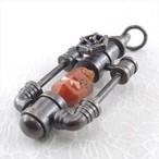 【鉱物動力炉】赤鉄水晶