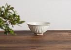 鉄散 線彫 めし碗(小)(信楽焼・ご飯茶碗・ちゃわん)/古谷 浩一