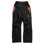 <予約商品>来期モデル2022unfudge snow wear // DRAGGING PANTS // BLACK