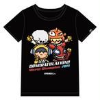 【期間限定受注受付】GGBOYZ 世界大会2連覇記念 限定Tシャツ
