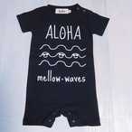★Baby★ALOHA mellow waves - Rompers