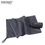 COCOON コクーン マイクロファイバータオル ウルトラライト サイズS グレイ