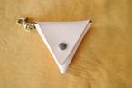 三角コインケース イタリアヌメ