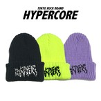 A-389 WE ARE HYPER CORE MONSTERSニットキャプ