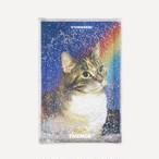 「CAT」グリッターフレーム
