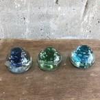 【受注生産商品】『glass32』雨粒ペーパーウエイト