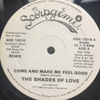 The Shades Of Love ‎– Come And Make Me Feel Good (Remix)