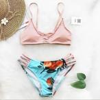 即納S【FlamingoBeach】fruit bikini