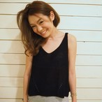 ラスト1点!【20%OFF】Knit Tank 《NAVY》