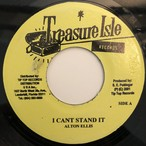 Alton Ellis - I Can't Stand It【7-20342】