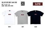 KILL OFF BITE BOX T-shirt RED