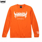 MARRION APPAREL DRY LONGSLEEVE (Orange)