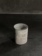 鳥居明生 陶の塊(筒)