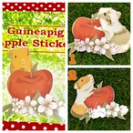 Guineapig Apple sticker