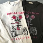 Easy-Go-Lucky L/S T-SHIRTS (予約商品)