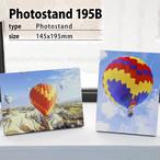オーダーメイドフォトスタンド195B(195mm x 145mm / 枠なし / A5より少し小さいサイズ) フォトパネル | フォトプリント | 写真プリント