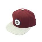 maindish BASEBALL CAP (burgundy)