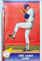 MLBカード 92PACIFICTRADING Nolan Ryan  #172 1990 League Leader