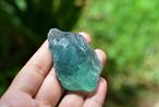 大きなサイズ★フローライト原石  flo015