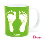 ai mug   B-type (LIGHT GREEN)