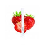 【送料無料】オーガニックCBD(OrganiCBD) - CBDリキッド使い捨てベイプペン250mg/0.5ml:ストロベリー