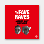 (特典付き/送料無料)『Another Night In Memphis』The Fave Raves (GUR-705 / CD)
