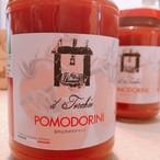 【自然栽培】丘の上のポモドリーノ(チェリートマトの水煮) 300g