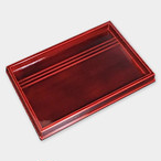慶弔盆 8寸 (2018) 紅
