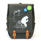 HT Backpack L クマゲラ