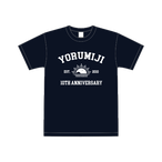 10th Anniversary T-Shirts (Navy x White)