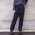 【sandglass】sack coat (fidlock pants)/ 【サンドグラス】サック コート(フィルロック パンツ)