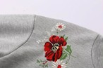 fashion wind note embroidery 117
