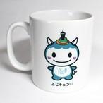 ふじキュン♡:藤沢市キャラクターマグカップ