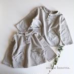 【即納】ボーダーポケット オーバーT 2色 90㎝ 韓国買い付けアイテム 韓国子供服 子供服T 子供服男の子 子供服女の子