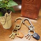 7513 真鍮キーホルダー Hawk Company(ホークカンパニー)